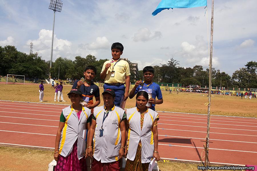 south zone sahodaya sports meet and gre